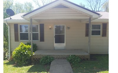 Ellijay Single Family Home For Sale: 393 Corbin Hill Road