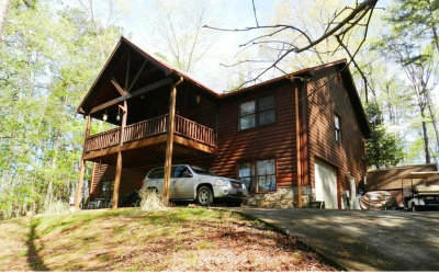 Ellijay GA Single Family Home For Sale: $279,000