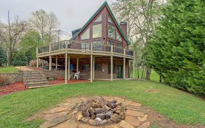 Blairsville Single Family Home For Sale: 187 Cozy Cove Place