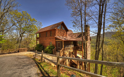 Blue Ridge Single Family Home For Sale: 306 Overlook Way