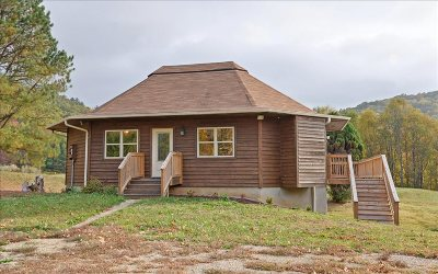 Suches Single Family Home For Sale: 202 Holly Hill Road