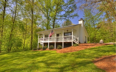 Ellijay Single Family Home For Sale: 88 Shady Acres Ln