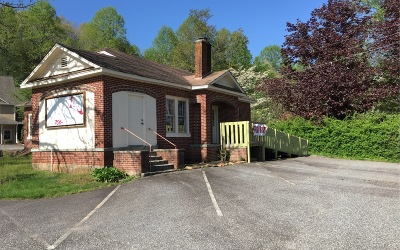 Hiawassee Commercial For Sale: 2010 Hwy 76 W