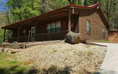 Marble Single Family Home For Sale: 419 River Landing Estate