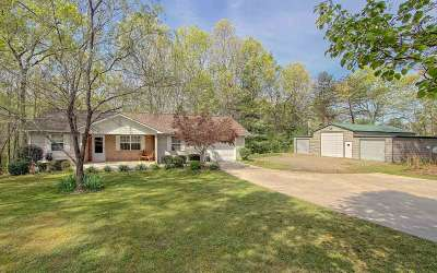 Blairsville Single Family Home For Sale: 1533 John Smith Road E