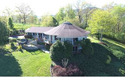 Hayesville Single Family Home For Sale: 1261 Hwy 175