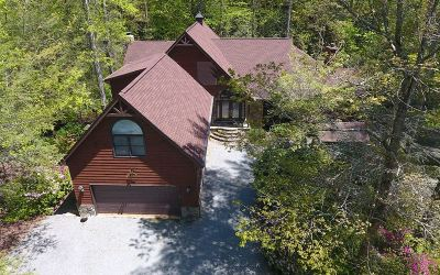Ellijay Single Family Home For Sale: 76 Serenity Place