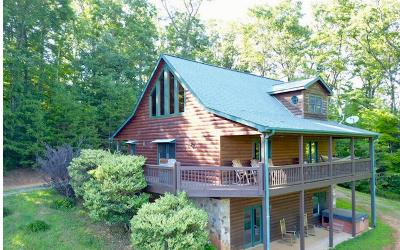 Blue Ridge Single Family Home For Sale: 140 Rainwood