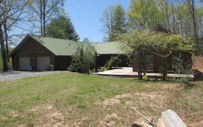 Hayesville Single Family Home For Sale: 787 Sawyer Cove Road