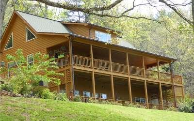 Hiawassee Single Family Home For Sale: 5794 Mauldin Circle