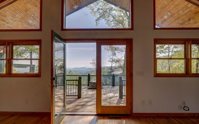Murphy Single Family Home For Sale: 134 Mountain Overlook Dr
