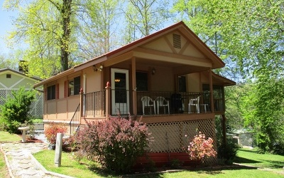 Hayesville Single Family Home For Sale: 43 Salem Square Lane