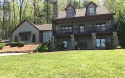 Hiawassee Single Family Home For Sale: 26 Rolling Hills Court