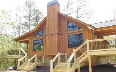Blue Ridge Single Family Home For Sale: 251 Chickasaw Trail