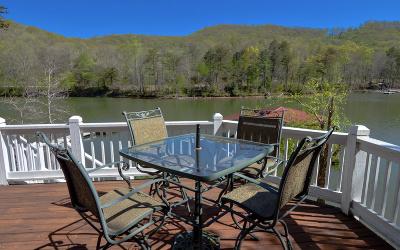 Hiawassee Single Family Home For Sale: 1124 Dogwood Trail