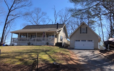 Ellijay Single Family Home For Sale: 380 Seneca Way