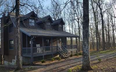 Jasper Single Family Home For Sale: 210 Burnt Mountain Ridge