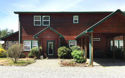 Blue Ridge Single Family Home For Sale: 76 River Forest
