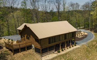 Blue Ridge Single Family Home For Sale: 736 Cardinal Drive