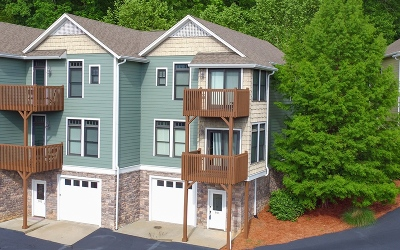 Hiawassee Single Family Home For Sale: 1411 Lakeside Rd # 901