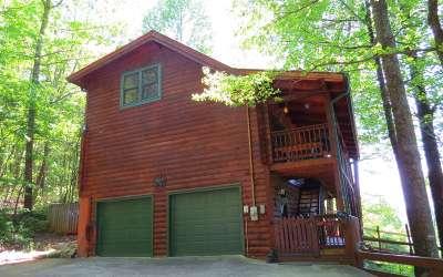 Jasper Single Family Home For Sale: 3593 Burnt Mountain Rd.