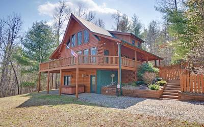 Blairsville Single Family Home For Sale: 170 Road Side Ln.