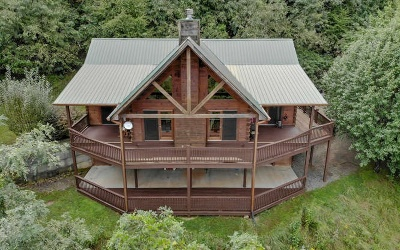 Hayesville Single Family Home For Sale: 585 Shiloh Overlook