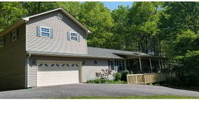 Blairsville Single Family Home For Sale: 77 Gumlog Circle