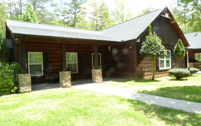 Blairsville Single Family Home For Sale: 66 Lazy Days Drive