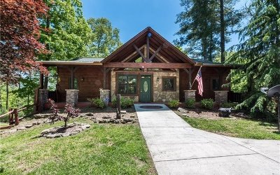 Ellijay Single Family Home For Sale: 168 Oleta Court