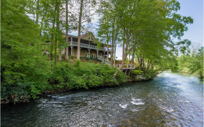 Marble Single Family Home For Sale: 128 Leaping Trout Run