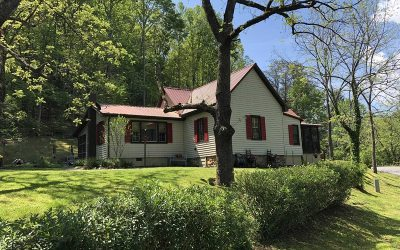 Blairsville Single Family Home For Sale: 926 Lower Trackrock Rd.