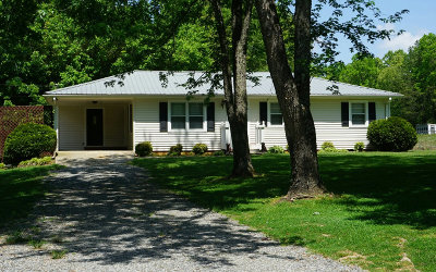 Blue Ridge Single Family Home For Sale: 238 Lake Forest Dr