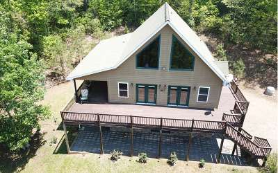 Hayesville Single Family Home For Sale: 120 Eagle Fork Summit