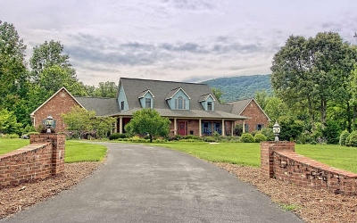Towns County Single Family Home For Sale: 4212 Asheland Overlook