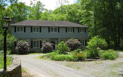 Hiawassee Single Family Home For Sale: 1127 Burch Branch Road