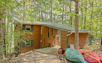 Blairsville Single Family Home For Sale: 135 McIntosh Rd