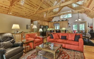 Ellijay Single Family Home For Sale: 36 Kismet Ct