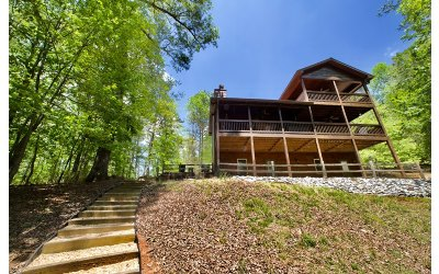 Ellijay GA Single Family Home For Sale: $324,900