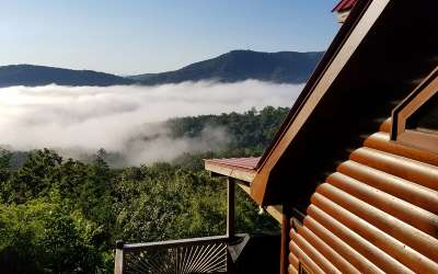 Blue Ridge Single Family Home For Sale: 550 Deer Crest Overlook