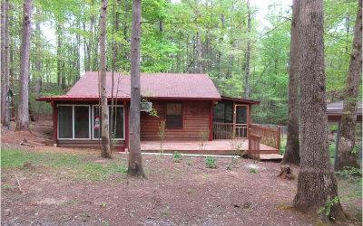 Murphy Single Family Home For Sale: 270 Savanah Ln