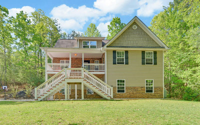 Blairsville Single Family Home For Sale: 188 Red Maple Lane