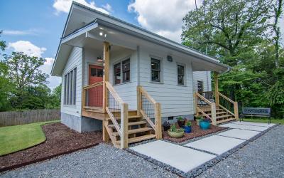 Blue Ridge Single Family Home For Sale: 400 McKinney Street