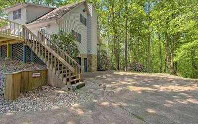 Hiawassee GA Single Family Home For Sale: $185,000