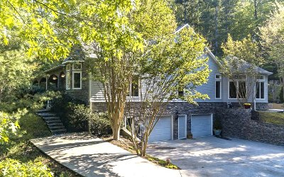 Gilmer County Single Family Home For Sale: 97 Hidden Valley