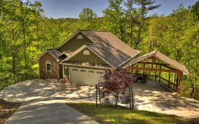 Ellijay Single Family Home For Sale: 474 Seneca Way
