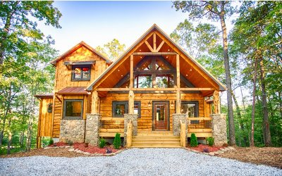 Blue Ridge Single Family Home For Sale: Lt46 South Toccoa Estates
