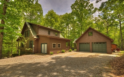 Blairsville Single Family Home For Sale: 958 Sharp Top Circle