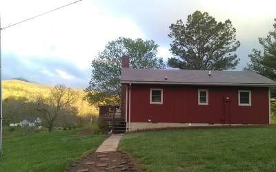 Warne Single Family Home For Sale: 27 Pine Cone Ln