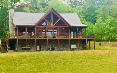 Hiawassee GA Single Family Home For Sale: $575,000